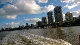 The River at Brisbane
