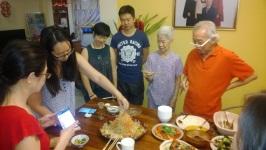 Preparing for Yusheng